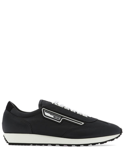 Prada Logo Patch Sneakers