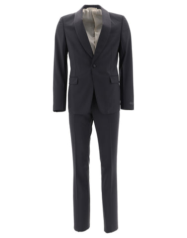 Prada Tailored Tuxedo Suit