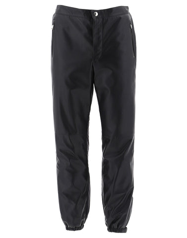 Prada Hybrid Elasticated Cuff Trousers