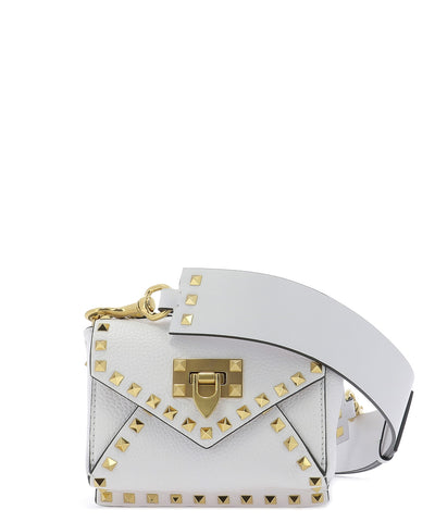 Valentino Garavani Rockstud Envelope Shoulder Bag