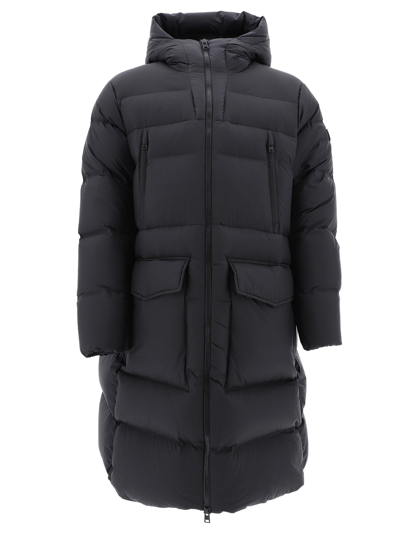Woolrich Coats WOOLRICH HOODED PARKA COAT