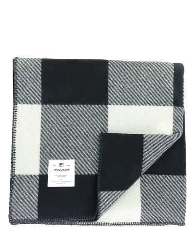 Woolrich Buffalo Checked Blanket