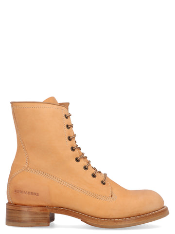 Dsquared2 Lace Up Boots