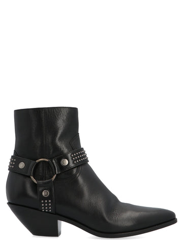 Saint Laurent West Ankle Boots