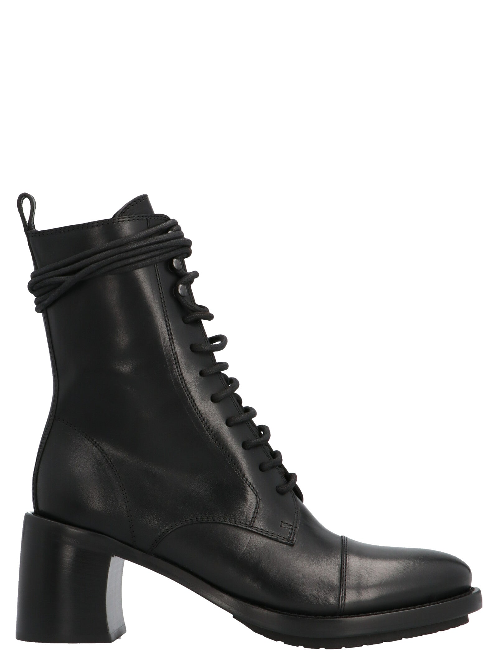 Ann Demeulemeester Leathers ANN DEMEULEMEESTER TUCSON BOOTS