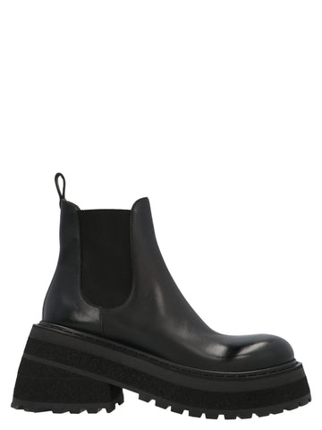 Marséll Carretta Beatles Ankle Boots