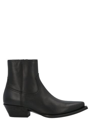 Saint Laurent Lukas Ankle Boots
