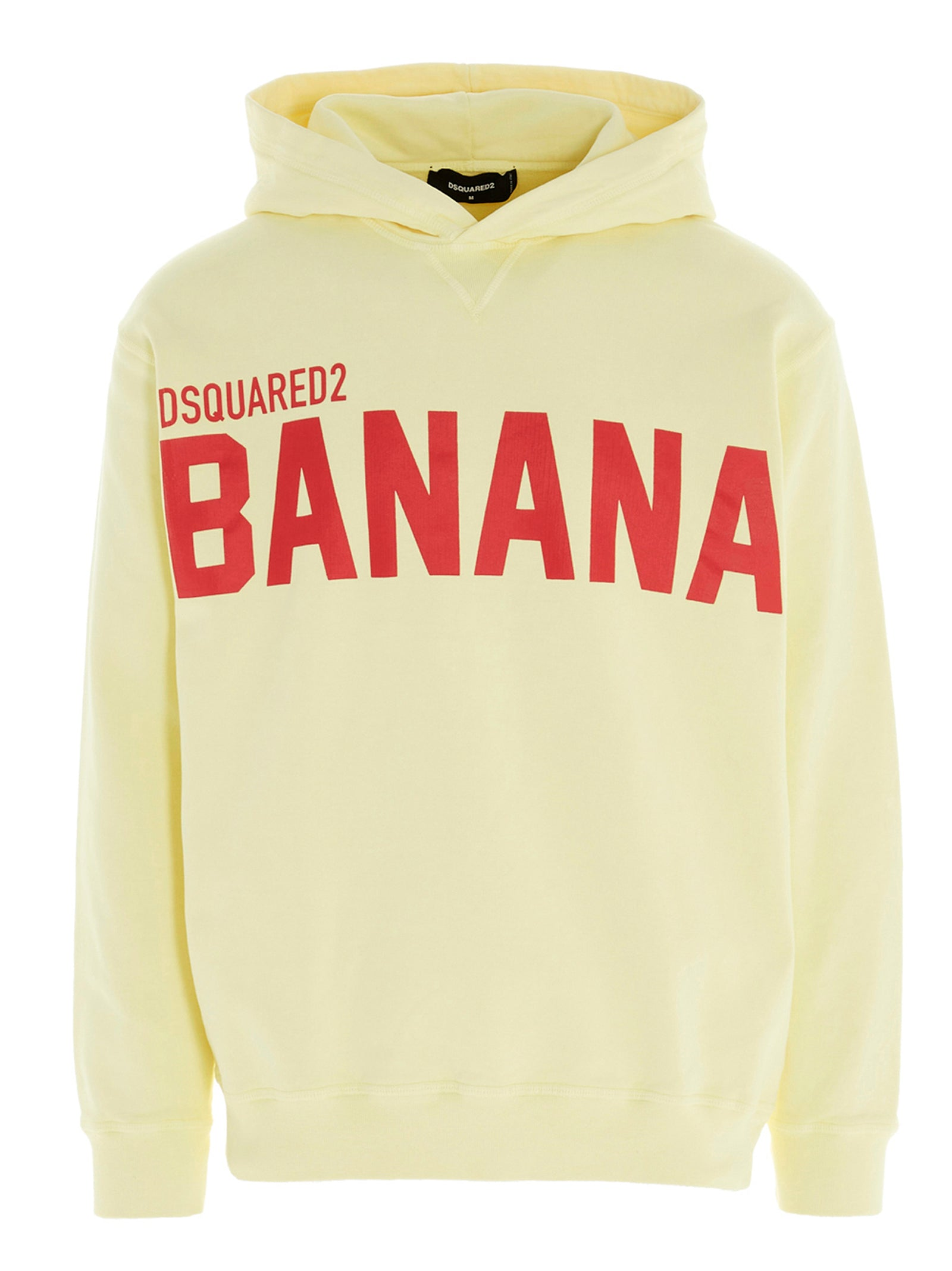 Dsquared2 Cottons DSQUARED2 BANANA PRINT HOODIE