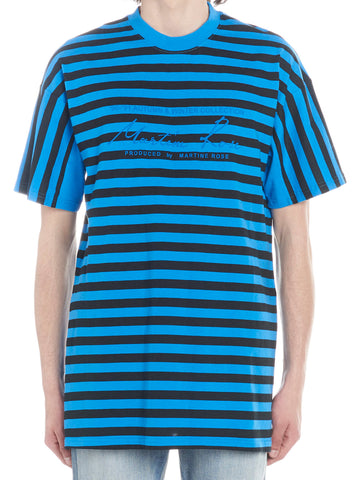 Martine Rose Striped T-Shirt