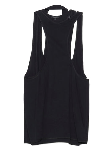 Ann Demeulemeester Layered Tank Top