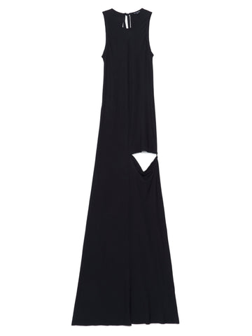 Ann Demeulemeester Cut-Out Maxi Dress