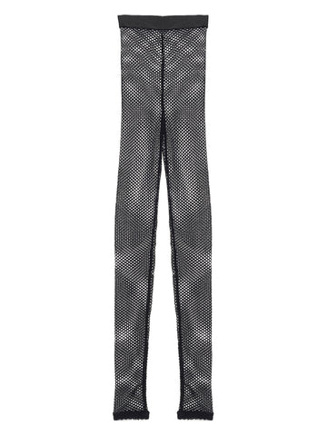Ann Demeulemeester Fishnet Leggings
