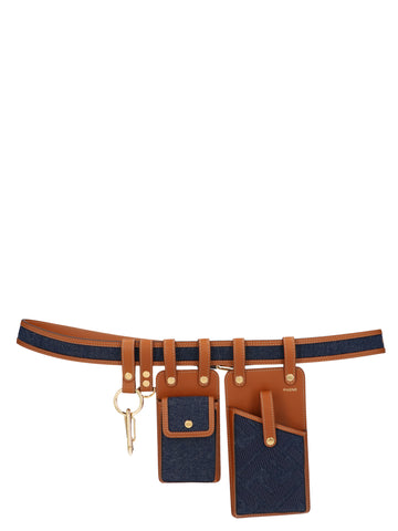 Fendi Multi Pocket Belt
