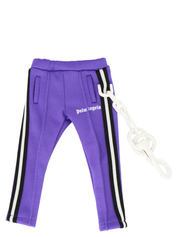 Palm Angels Mini Track Pants Keyring