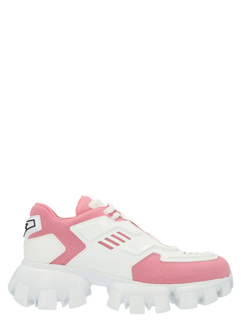 Prada PRADA CLOUDBUST PANELLED THUNDER SNEAKERS