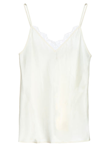 Tory Burch Lace Trim Camisole
