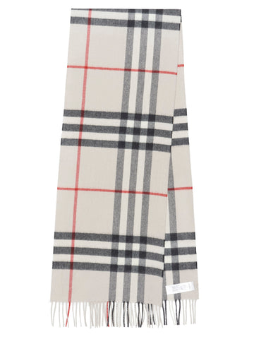 Burberry Giant Checked Scarf