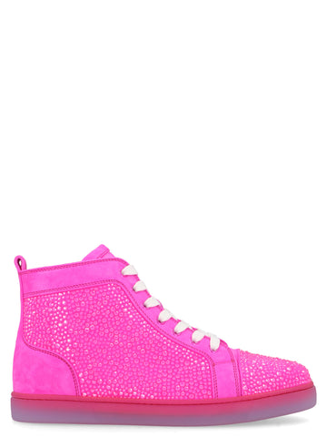 Christian Louboutin Louis High Top Sneakers