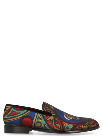 Dolce & Gabbana Milano Loafers