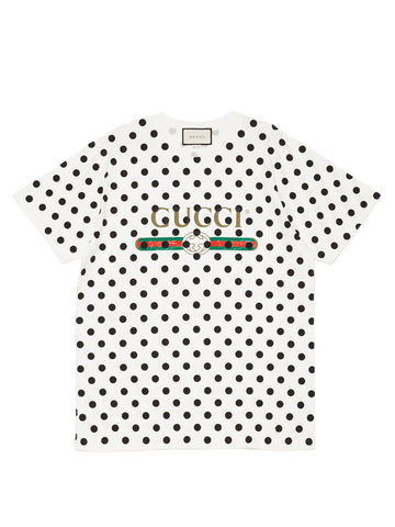 Gucci Polka Dot T-Shirt