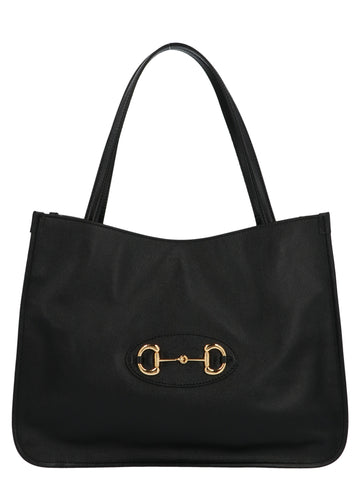 Gucci 1955 Horsebit Tote Bag