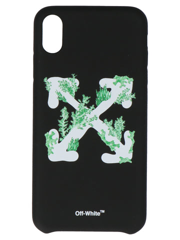 Off-White Corals Arrow Printed iPhone XS Max Case