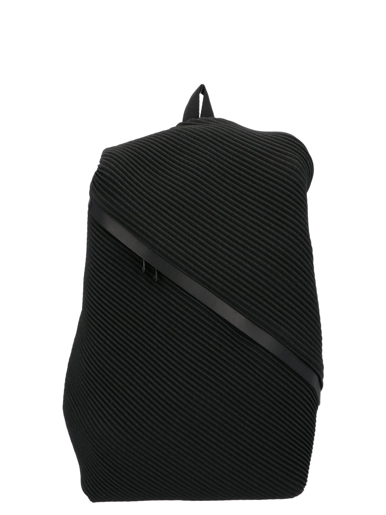 Pleats Please By Issey Miyake Pleated Backpack