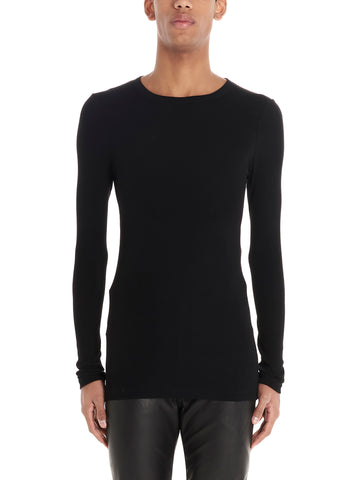 Saint Laurent Ribbed T-Shirt