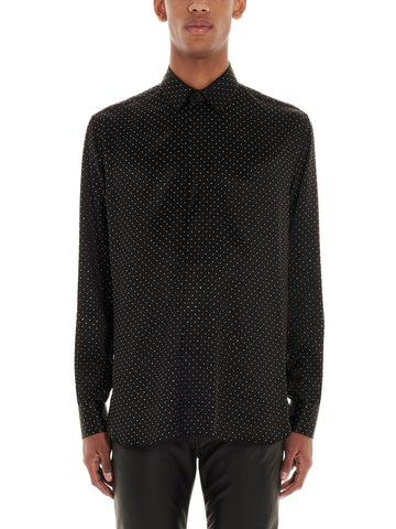 Saint Laurent Studded Shirt