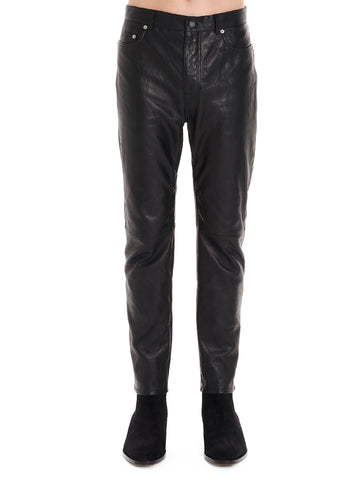 Saint Laurent Slim Fit Pants