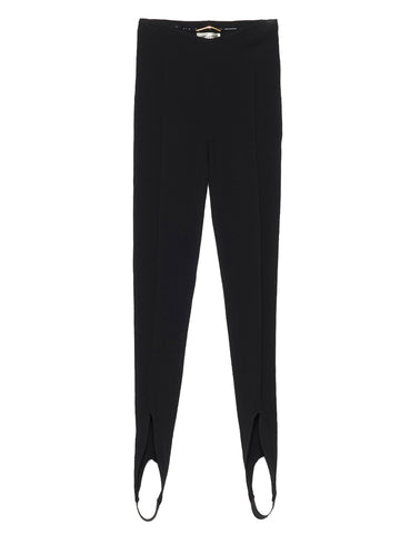 Saint Laurent Stirrup Leggings