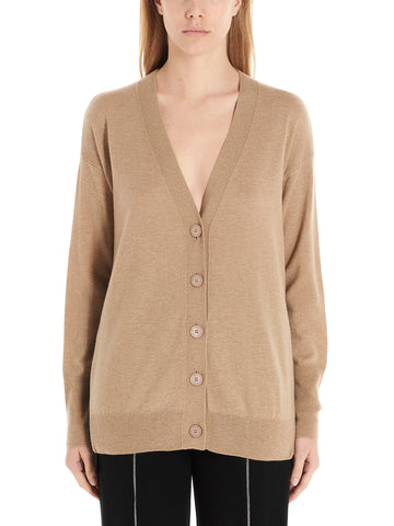 Stella McCartney Logo Tape Cardigan
