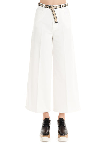 Stella McCartney Logo Belt Jeans