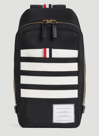 Thom Browne 4-Bar Crossbody Bag