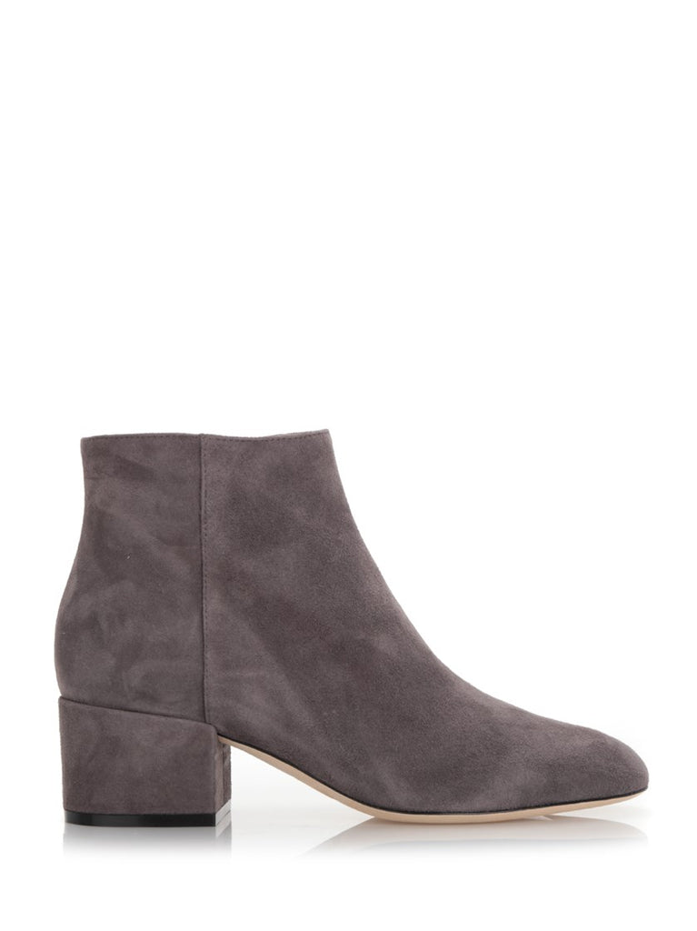 5ebd926a286 Sergio Rossi Classic Suede Ankle Boots – Cettire