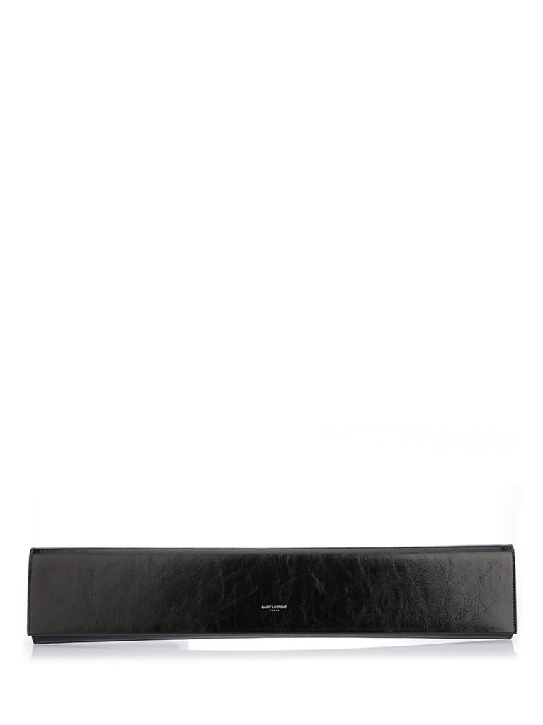 Fetiche leather clutch Saint Laurent QstmKCT7