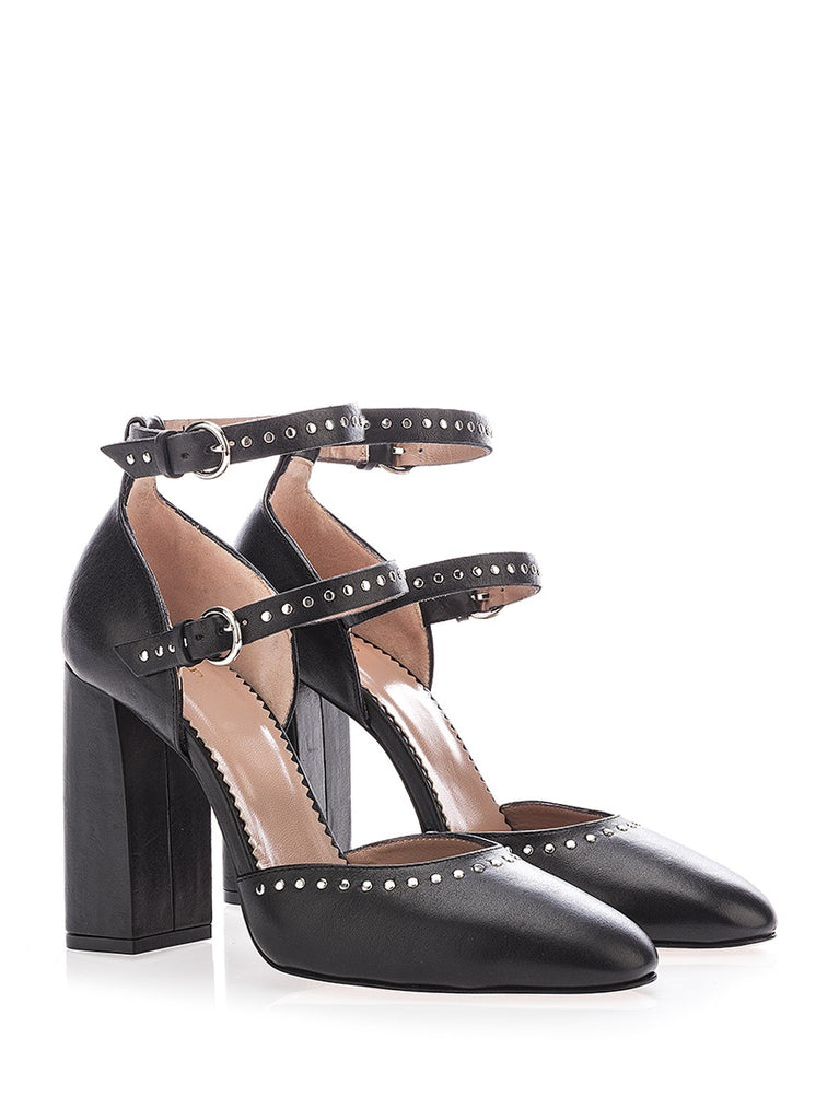 95379b08bef Red Valentino Studded Mary Jane Pumps – Cettire