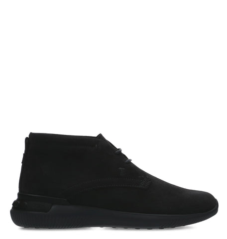 Tod's Hi-Top Lace-Up Shoes