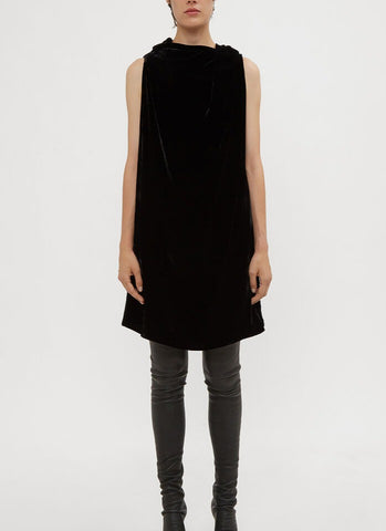 Rick Owens Boat Neck Dress