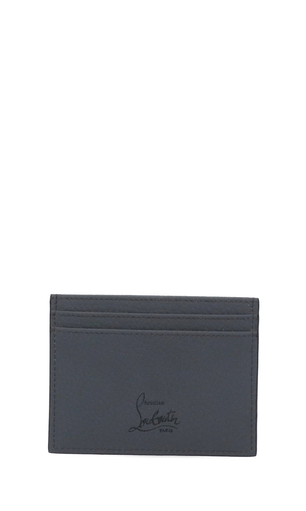 CHRISTIAN LOUBOUTIN Cardholders CHRISTIAN LOUBOUTIN PANETTONE CARDHOLDER