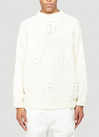 Martine Rose Knitted Sweater