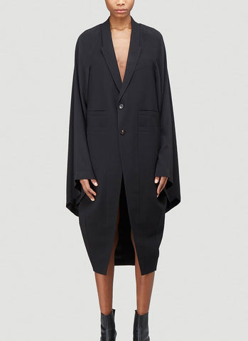 Rick Owens Cape Coat