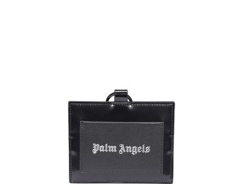 Palm Angels Logo Neck Cardholder