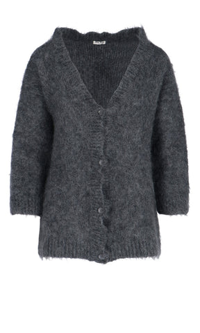 Miu Miu Knitted Cardigan