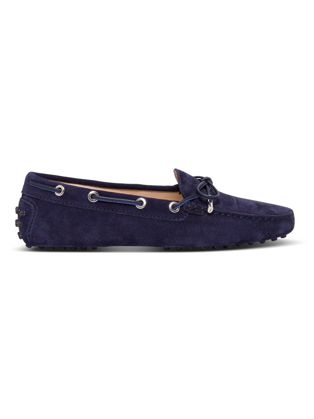Tod's Leathers TOD'S GOMMINO BOW MOCCASINS