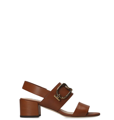 Tod's Buckle Sandals