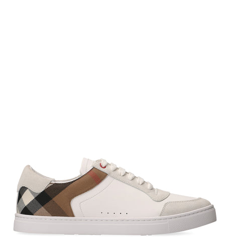 Burberry Classic Lace-Up Sneakers