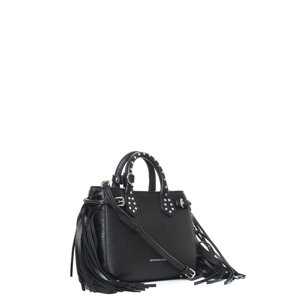 9b36002f038c Burberry Fringed Tote Bag – Cettire