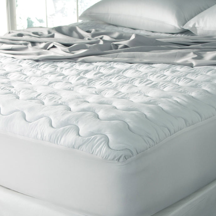 SEALY EASY CARE WATERPROOF MATTRESS PAD - SleepBamboo Sheets
