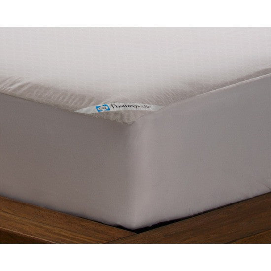 SEALY POSTUREPEDIC ALLERGY PROTECTION MATTRESS PROTECTOR - SleepBamboo Sheets